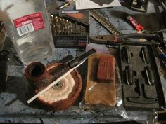 Picture of How to restore an estate pipe