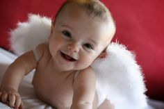 fotografía bebé san valentin