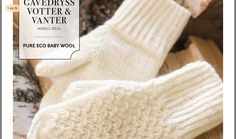 Eco Baby, Fingerless Gloves, Arm Warmers, 21st, Pure Products, Wool, Model, Mittens, Fingerless Mitts