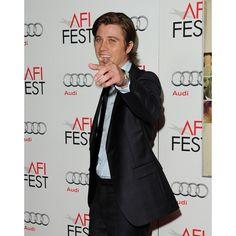 OTR - AFI Fest Red Carpet - Garrett Hedlund