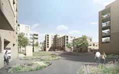 Bachelard Wagner Architekten / Werkliste / Neubausiedlung Mattenhof (CH-ZH)