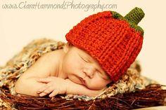 Ribbed Pumpkin Hat PDF 22