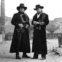 Johnny and Waylon