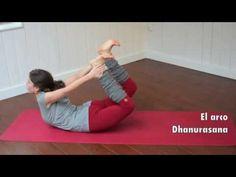 Secuencia de Yoga para aliviar el dolor de espalda - YouTube