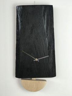® Wanduhr Oldtimer Front Metall Dekouhr Uhrwerk Design Uhr Analog Deko en.casa