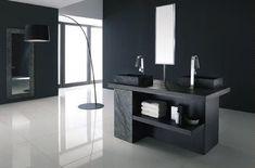 Modern Bathroom Vanities from La Roccia Part 1