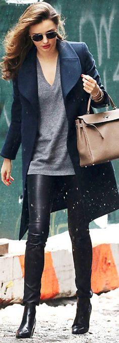 Miranda Kerr / Street Style - STYLE DECORUM www.styledecorum....