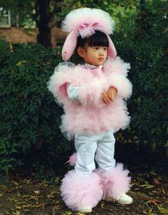 Tutu poodle costume! Soooo cute.