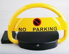 430 мм пульт дистанционного управления автоматический парковочный барьер/заряд батареи parking post bollard to reserve parking space