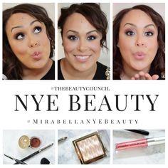 Makeup Life and Love - #NYEBEAUTY with Mirabella Beauty #MirabellaNYEBeauty #thebeautycouncil