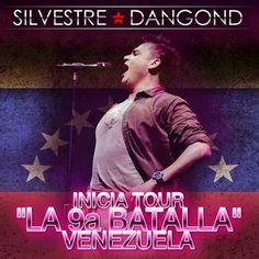 "@SilvestreFDC inicia tour ""LA 9ª BATALLA"" Venezuela - http://wp.me/p2sUeV-3N6  - Noticias #Vallenato !"