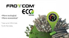 With the help of Frotcom's Eco-driving module you will be able to reduce significantly these costs. You can check how your vehicles are being driven and help drivers improving their driving behaviour. Learn more: http://www.frotcom.com/solutions/features/eco-driving/