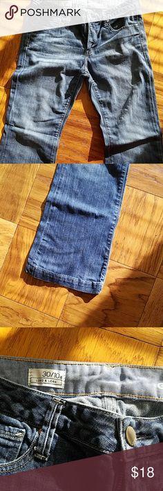 GAP 1969 WOMAN'S JEANS GAP 1969 WOMAN'S JEANS GAP Jeans Boot Cut