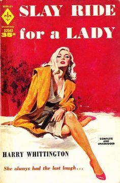 Berkley Books, 1960. Cover art by Darcy.