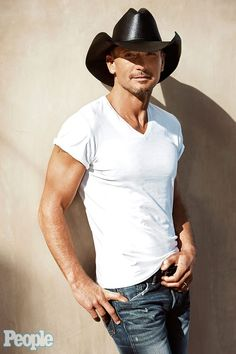 Tim McGraw, via People Mag.... 2/1/13 598643_10151408566250682_1596167084_n.jpg (640×960)