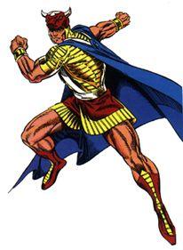 Gilgamesh aka Forgotten One