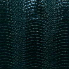 Tissu simili cuir Croco - Self Tissus