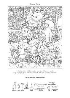 영어 숨은그림찾기 프린트 <4> : 네이버 블로그 Craft Activities For Kids, Crafts For Kids, Hidden Pictures Printables, Mason Jar Projects, Brain Breaks, Coloring Pages, Mason Jars, Vintage World Maps, Dots