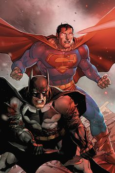 Absolute Carnage, Year of the Villain tie-ins and the debut of a new Batman/Superman series are among the big comics to watch for this August. Arte Dc Comics, Marvel Comics, Rogue Comics, Comic Superheroes, Horror Comics, Justice League, Comic Books Art, Comic Art, Book Art