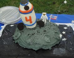 Party ideas: lots of neat decorating, food and activity ideas for space themed party