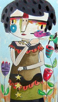 ilustración de Magaly Ohika