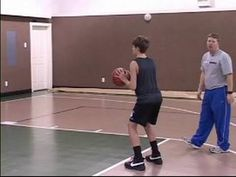 Youth Basketball Shooting Tips : Youth Basketball Free Throws: Follow-Th...