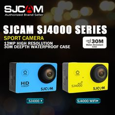 >> Click to Buy << Freeshipping sjcam SJ4000 Action Camera Full HD with 170 Degree Wide View Angle Underwater 30m Mini Sport Cam DV #Affiliate