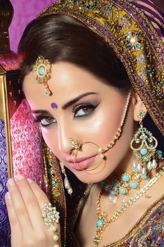 ❋Indian Bride❋ http://www.AsianDatingLobby.com http://www.facebook.com/AsianDatingLobby