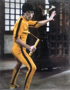 Bruce Lee | Game of Death #GameOfDeath #Nunchaku #Brucelee