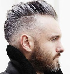Do not just grow a short beard, rather use it to enhance your personality and manly look. Here are 70 most popular and trendy short beard styles you can try. Mohawk Hairstyles Men, Cool Hairstyles For Men, Haircuts For Men, Hairstyle Ideas, Hairstyle Men, Popular Hairstyles, Drawing Hairstyles, Trendy Haircuts, Hairstyles 2016