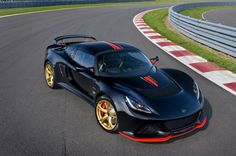 Lotus Celebrates F1 History With Exige LF1: Forbidden Fruit
