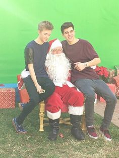 Jack Johnson and Jack Gilinsky, MagCon Boys