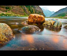River Kunhar. by JHNZB, via Flickr - Pakistan