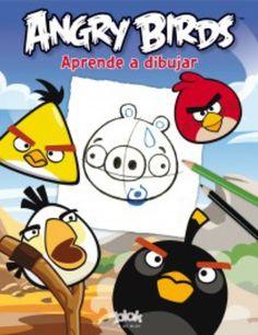 Angry Birds. Aprende a dibujar