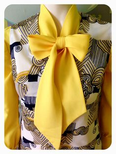 SOLD - Vintage Balloon Sleeves Sunflower Yellow by polillaYnaftalina, Balloon Sleeves, Etsy Shop, Yellow, Trending Outfits, Unique Jewelry, Shopping, Vintage, Fashion, Moda
