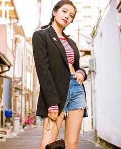 song qian, f(x) Victoria Fx, Victoria Song, Queen Victoria, Song Qian, Idol 4, Kpop Outfits, Korean Girl Groups, Casual Wear, Korean Fashion