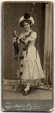 A Shepherdess by josefnovak33, via Flickr