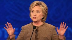 Hillary Clinton on encryption: 'maybe the back door isn't the right door'