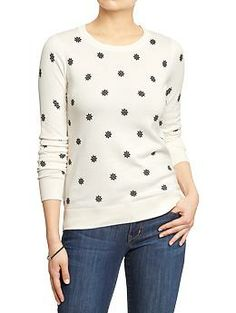 Women's Graphic-Crew Sweaters Product Image | My Style | Pinterest ...