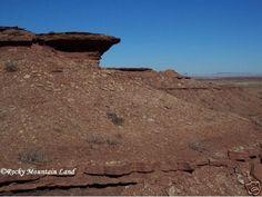72 Acres Sunset Ranch Estates Near Winslow Arizona AZ Coconino Co Remote Area