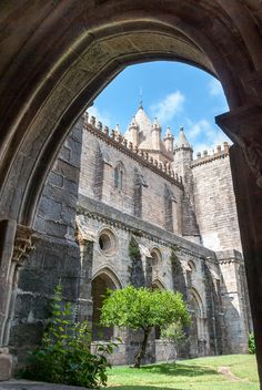 All things Europe — Cathedral of Évora, Portugal (by philbutlerphoto) Portugal, Amazing Buildings, Once In A Lifetime, Beautiful Places To Visit, Mosque, Country, Barcelona Cathedral, Environment, Europe