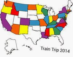 Miss Busy's World: Around the U.S. in Two Weeks #missbusysworld #amtrak #travel