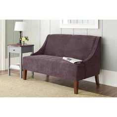 10 Spring Street Verona Loveseat, Multiple Colors