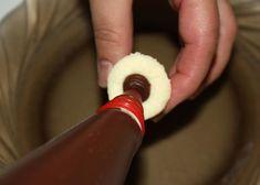 Kokosové stromčeky - úliky - recept postup 11 Ice Cream, Food, No Churn Ice Cream, Icecream Craft, Essen, Meals, Yemek, Ice, Eten