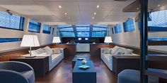 boat houses and interiors | Marine