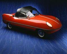 1959 Goggomobil Dart automobile, Australia