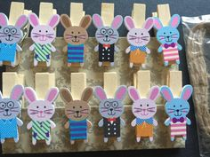 12pcs/pack Free shipping Mouse  design Mini Wooden by Kdecoration