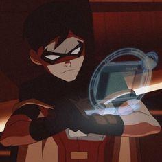Dc Comics, Batman Comics, Nightwing, Young Justice Robin, Ben Affleck Batman, All Anime Characters, Teen Titans Go, Teen Titans Robin, Dc Icons