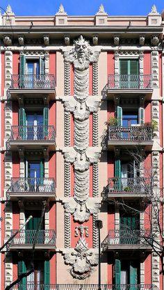 Barcelona - Aribau 046 a   Flickr: Intercambio de fotos-- #BarcelonaMustSee