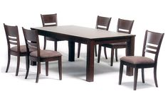 Overstock.com Dining Room Table  http://www.overstock.com/Home-Garden/Sorrento-Dining-Table/1444903/product.html